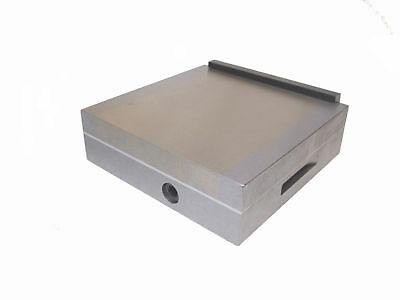 """Work Holding  6"""" x  6"""" Fine Pole Magnetic Chuck SURFACE GRINDER"""