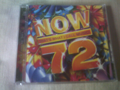 Now That's What I Call Music 72 - 2 Cd Album - 2009 - Lady Gaga/Taylor Swift