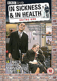 In Sickness & In Health - Series 1 [DVD], new sealed