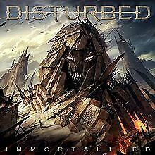 Immortalized by Disturbed | CD | condition very good