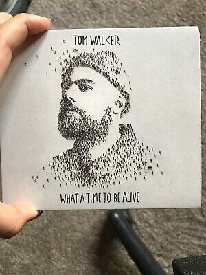 Tom Walker - What A Time To Be Alive - CD Album (Released 1st March 2019)