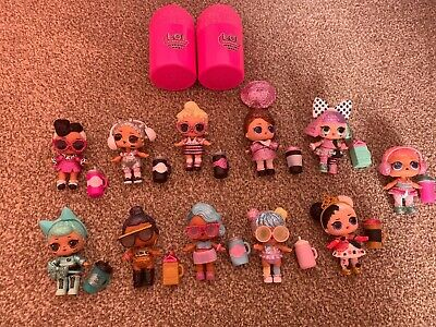 Bundle of LOL surprise dolls Bling Series Full Set Accept For Sugar Queen
