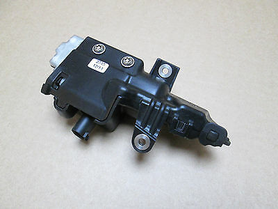 BMW R1200RT LC 2014 16,146 miles right pannier central locking actuator (2636)