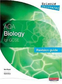 Science Uncovered AQA Biology for GCSE Revision ... | Book | condition very good