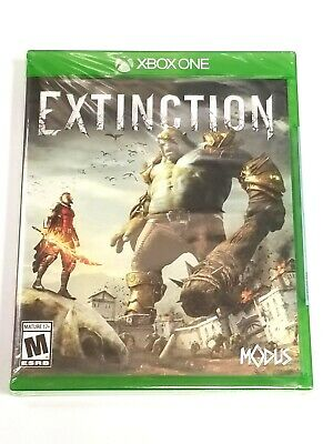 Extinction for Microsoft XBOX ONE X1 XB1