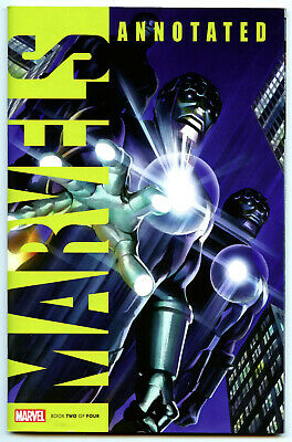 Marvels Annotated #2 (2019) Marvel VF/NM to NM-