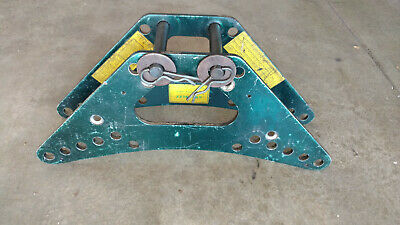 Greenlee 880 Hydraulic Pipe Bender Frame Housing
