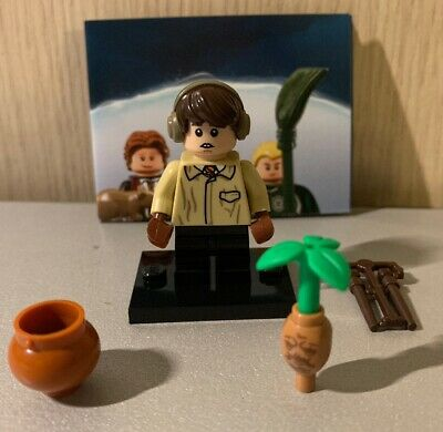 Lego Minifigures Neville Pachock 71022 Series 1 Harry Potter