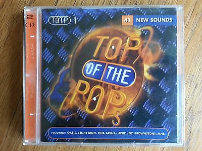 TOP OF THE POPS : Vol.1 : VARIOUS ARTISTS : 2 CD SET : See all 6 photo's..
