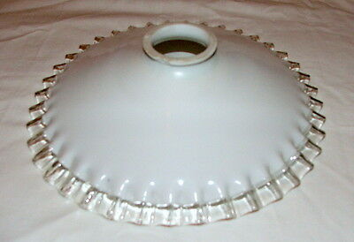 Vintage French Coolie shade