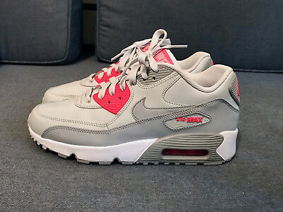 833376 001 NIKE AIR Max 90 Leather (Black Green Platinum