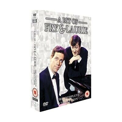 DVD Neuf - A Bit of Fry and Laurie - Complete - Series 1-4