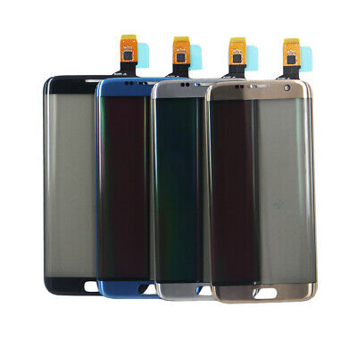 For Samsung Galaxy S7 Edge G935 Touch Screen Digitizer Front Glass Lens Assembly