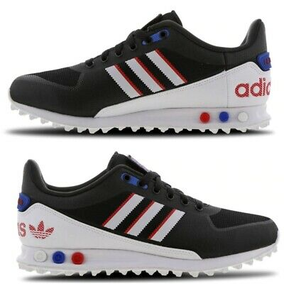 adidas LA Trainer Textile shoes blue orange
