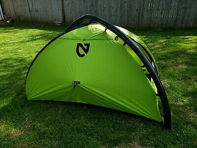 Nemo - Hypno Ex Tent - 2 person - Single Wall - Airbeam Technology Supports