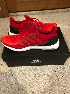 4fce7d88fa7 adidas ultra boost 2.0 solar red  Red Gradient Size 11 DEADSTOCK