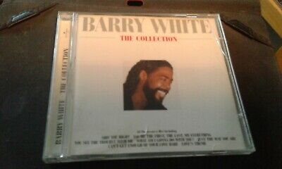 Barry White - Collection [Universal] (2001) CD ALBUM