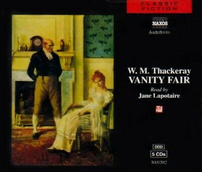 William Makepeace Thackeray - Vanity (CD Used Very Good) Read BY Jane Lapotaire
