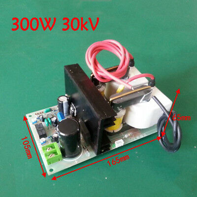 New High Voltage Electrostatic Precipitator Power Supply With 300W 30KV
