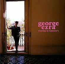 Staying at Tamara'S by George Ezra | CD | condition very good