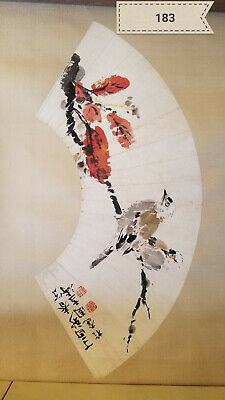 Xue  tao   Waves Antique Painting