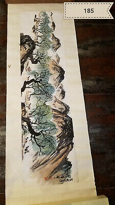 Zhao Wang Yun landscape film Antique Painting