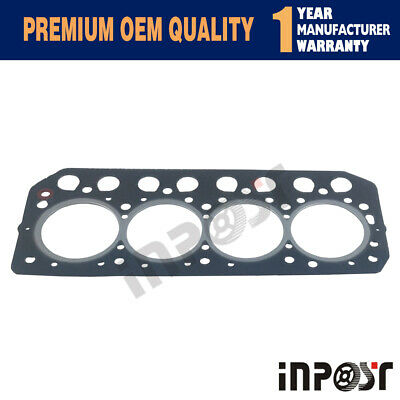 STD Cylinder Head Gasket 31A01-33300 for Mitsubishi S4L S4L2 TC35 EB350 EB406