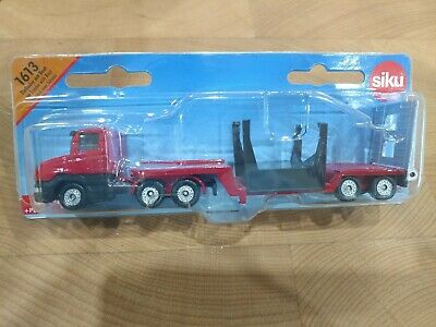 Siku 1613 - Low Loader Truck (Without The Boat) - Brand New