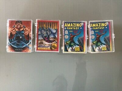 1992  Marvel Masterpieces, X-Men series 2, Spider-man 2
