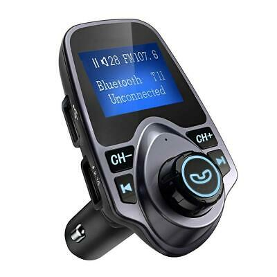 FM Transmitter Wireless Bluetooth Car Kit Radio Adapter Music Player USB Charger