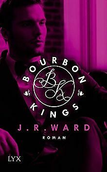 Bourbon Kings by Ward, J. R.   Book   condition very good