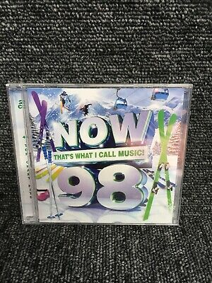 Now That's What I Call Music! 98 - Various Artists [CD] (2018) New & Sealed UK.