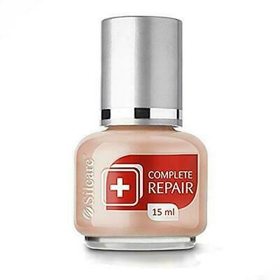 Silcare Complete Repair + Nail Conditioner and Treatment - 15ml
