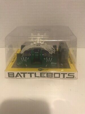 HEXBUG BATTLEBOTS WITCH DOCTOR WITH REMOTE CONTROL 1865