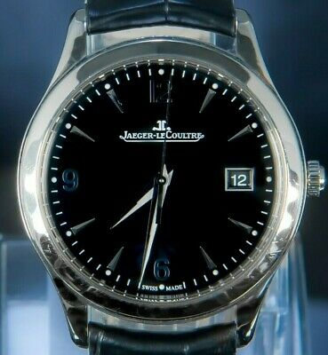 Jaeger-LeCoultre Master Control Automatic Quick Date JLC 1548470 REF: 176.8.40.S