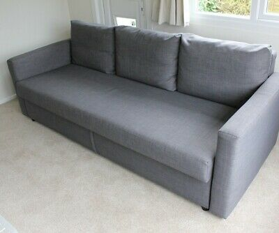 Sofa Bed Friheten Three Seat From Ikea Excellent Condition Appears New
