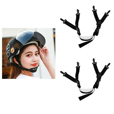 Perfeclan 2Pcs Chin Strap w//Chin Cup For Hard Hats Helmet Safety Work Wear