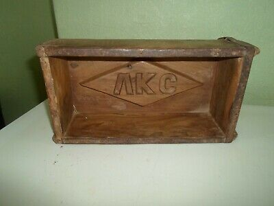 Shabby Chic Old Wooden Brick Mould-Interior Design - Upcycle Project-Display §M5