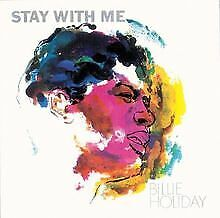 Stay With Me by Billie Holiday | CD | condition very good