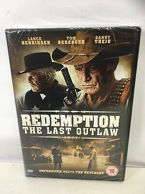 Redemption: The Last Outlaw - DVD NEW & SEALED. Freepost In Uk. Region 2 Uk.