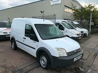 Ford Transit Connect 1.8TDCi LWB HIGH ROOF RARE VAN NEW CLUTCH FITTED NEW MOT