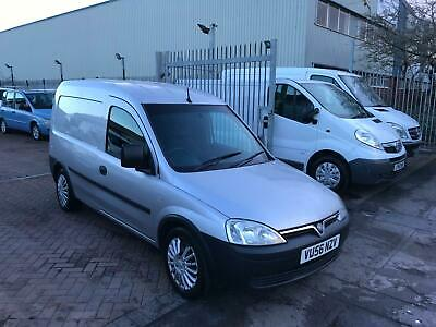 2006 56 Vauxhall Combo 1.7 Cdti In Silver Superb Drive Long Mot No Vat