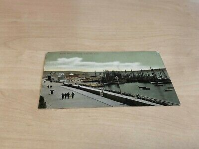 1906 Manson Postcard North Ness, Lerwick from the Fort