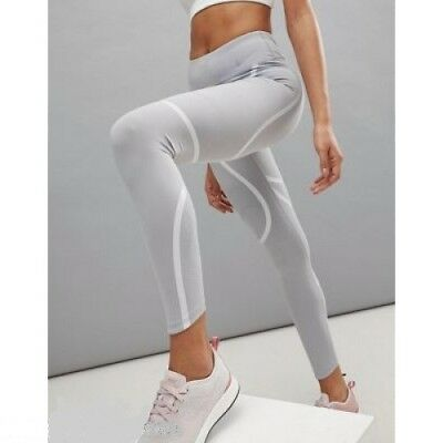 Nike Power Epic Lux Womens Crops Legging Running Tights Blue S 8311611 429