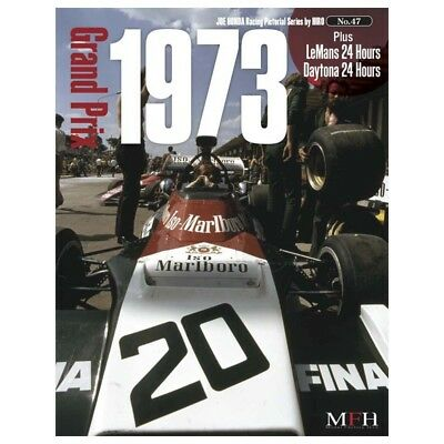 Racing Pictorial Series By Hiro No.47 : Grand Prix 1973, + Le Mans... - Neuf