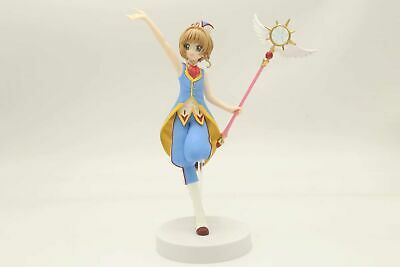Anime Card Captor Sakura Clear Card Kinomoto Sakura EXQ Figure New In Box