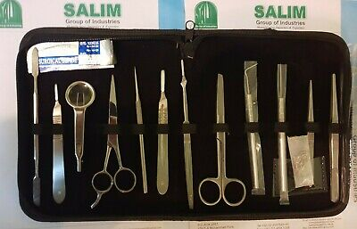 Quality surgical instruments | surgical dissecting set autopsy-anatomy kit