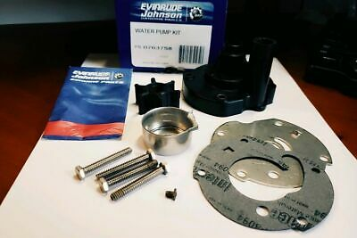 Engine Cooling & Climate Control Evinrude Johnson Water Pump Kit 0763758