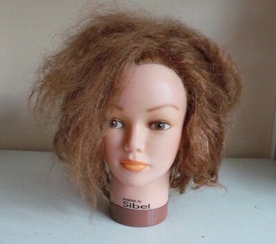 Ambition by Sibel Mannequin Hairdresser Head Stand Prop Making Party Halloween 9
