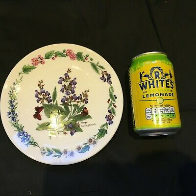 WORCESTER HERBS SAGE 8.25 Inch Plate l e 2326a